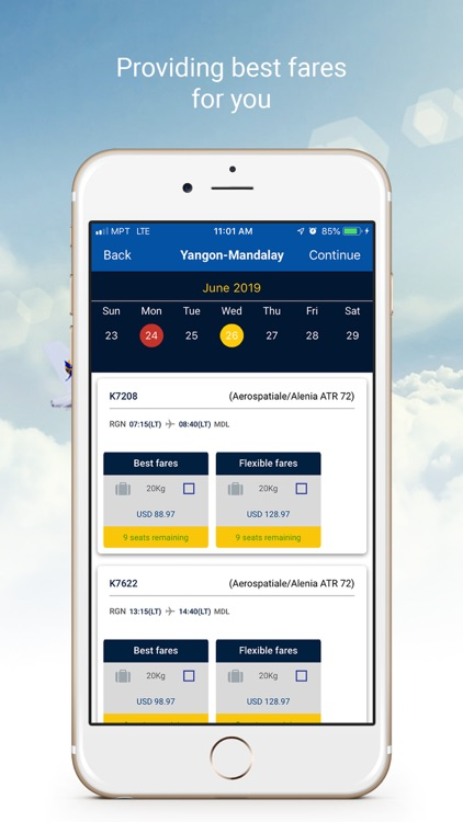 AIR KBZ & MAI screenshot-4