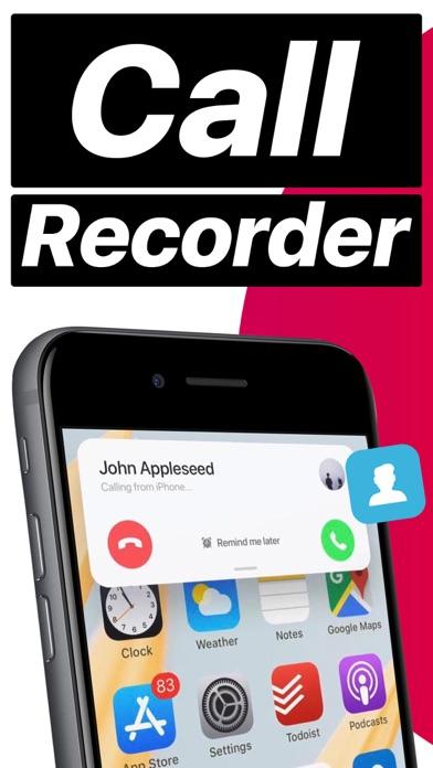 通話録音 Call Recorderのおすすめ画像1