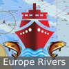 Europe Rivers Canals/Waterways