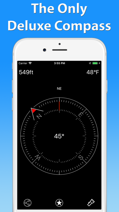 Screenshot for Compass∞ in United States App Store