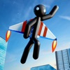 飛行 バッター ギャングスター シティ - iPhoneアプリ
