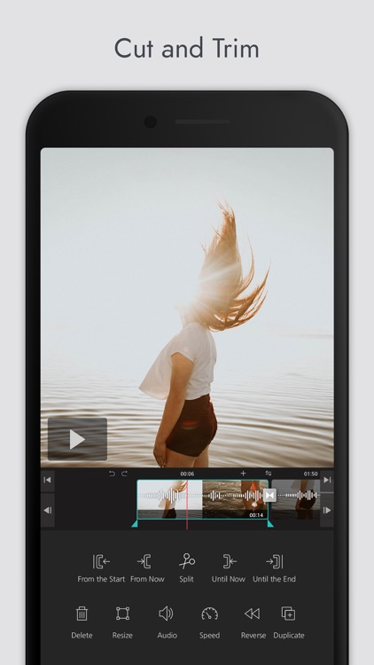 VLLO - Video Editor & Maker screenshot-0