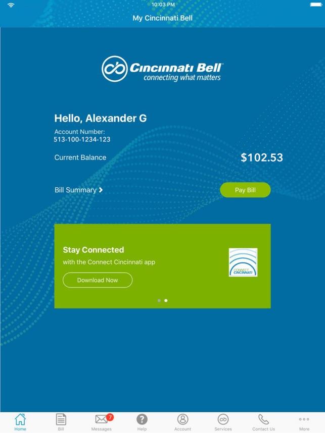 My Cincinnati Bell on the App Store on