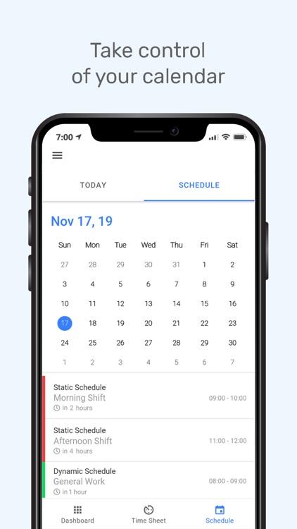 Tinq - Time Tracker screenshot-5