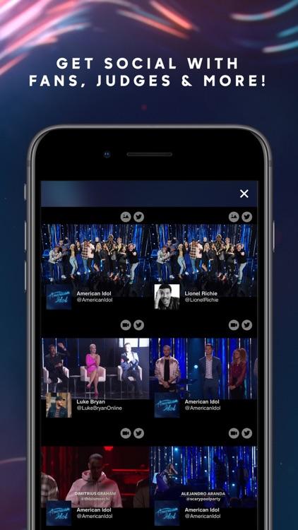 American Idol screenshot-3