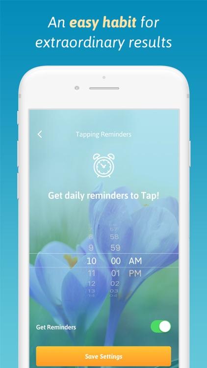 Tapping Solution Meditations screenshot-8