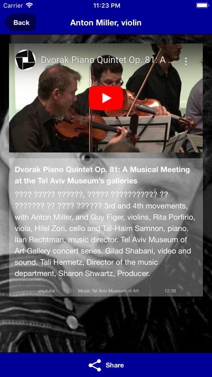 Anton Miller, violin screenshot-3