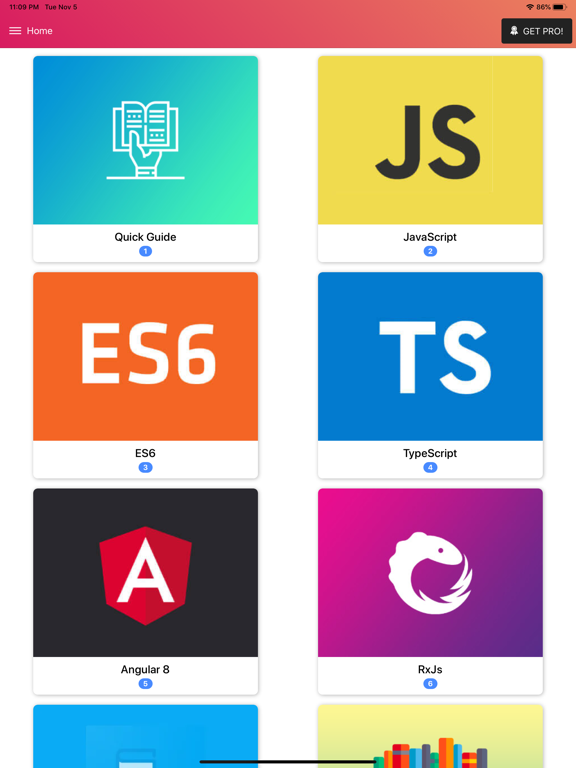 Learn Angular 8 Development screenshot 10