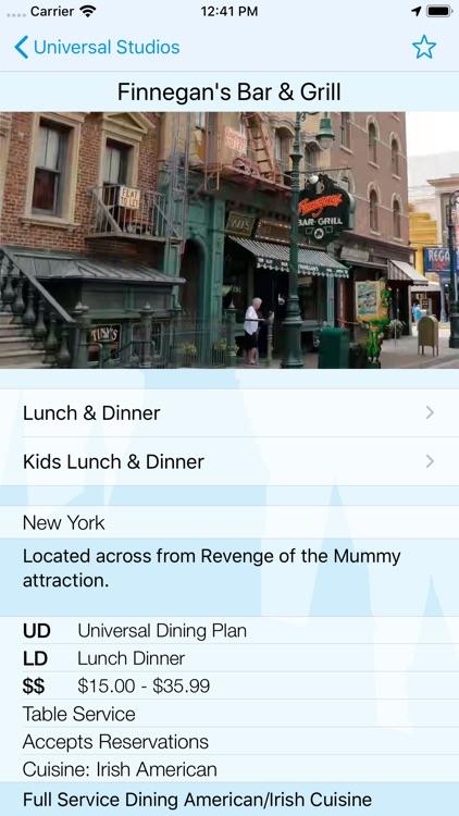 Magic Guide: Universal Orlando screenshot-7