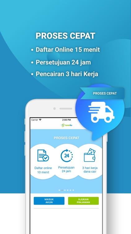 TUNAIKU: Pinjaman Uang Online screenshot-3