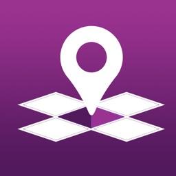 InMapz indoor navigation maps