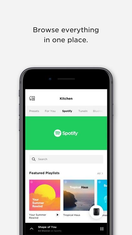 Bose Music screenshot-3