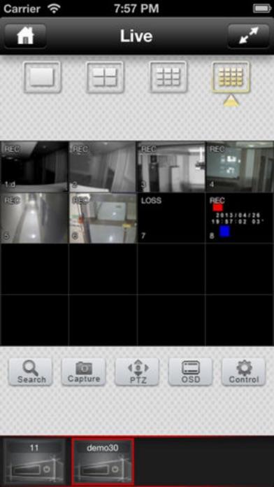 Mobile CMS Pro screenshot two