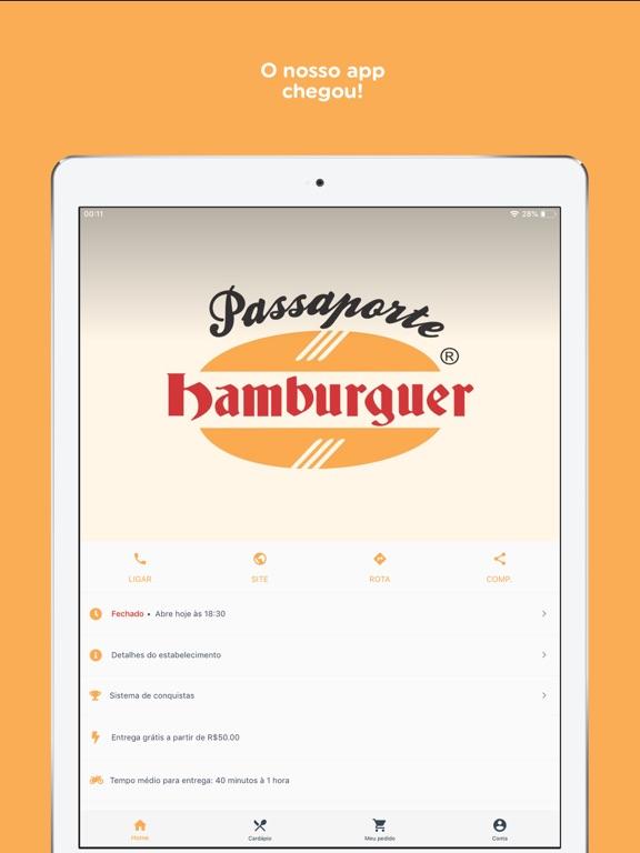 Passaporte Hambúrguer screenshot 7