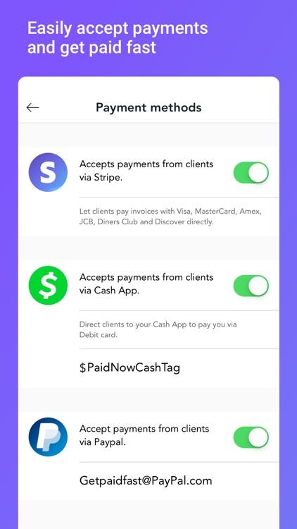 Invoice & Estimate with Alto screenshot-4