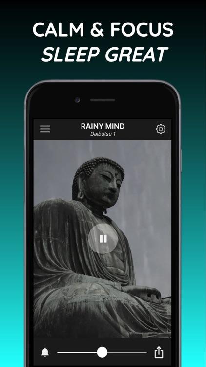 Rainy Mind+ rain sleep sounds