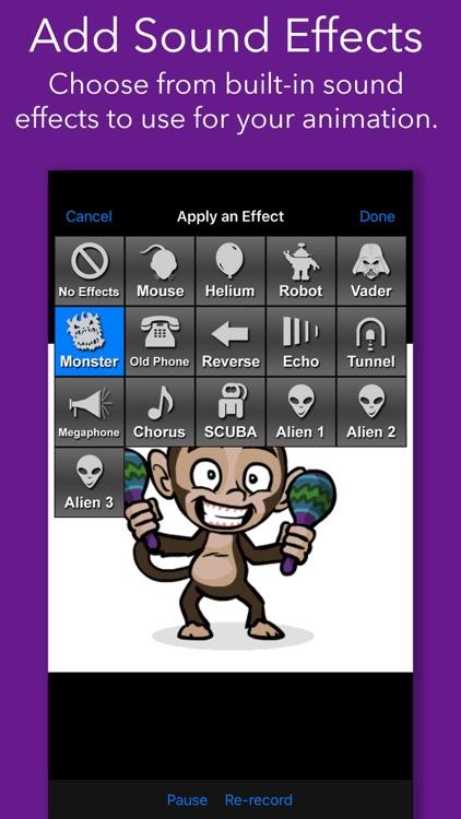 Fun Animations - MMS Texting screenshot-8