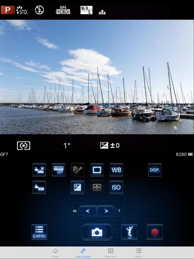 Panasonic Image App on the App Store