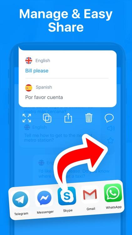 Translate Camera - Speak On screenshot-6