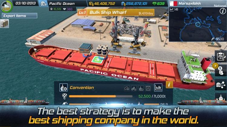 Ship Tycoon. screenshot-3