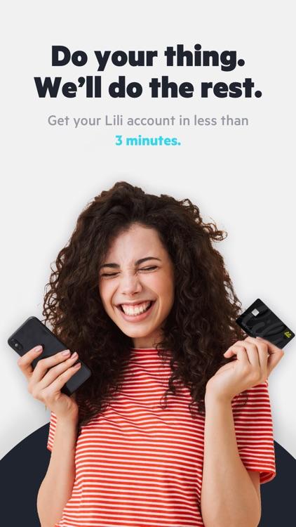 Lili Banking screenshot-6