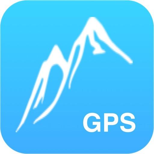 高度計GPS - 地図、コンパス&気圧計付き