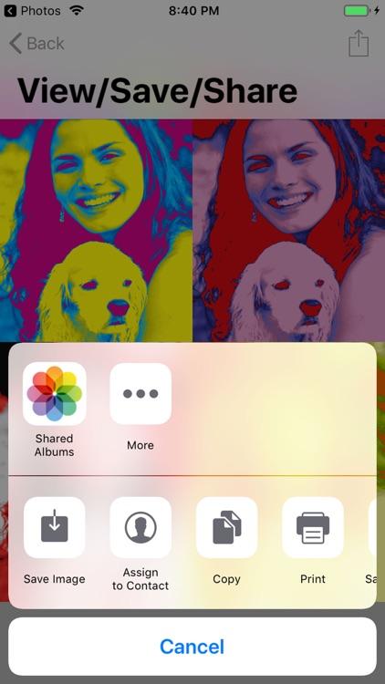 Pop Art Lite screenshot-3