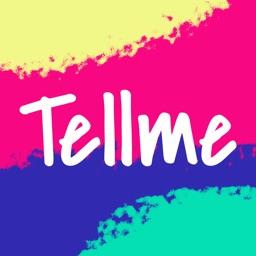 Tellme – coloring book