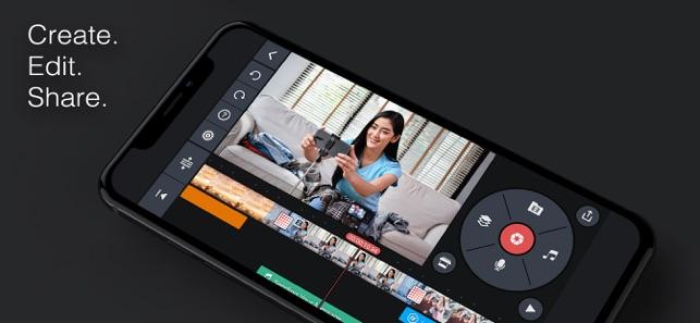 KineMaster - Video Editor on teh App Store