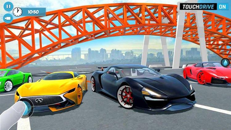 Highway Street Car Nitro Rider screenshot-5