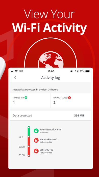 Safe VPN Connect - VPN Proxy Screenshot