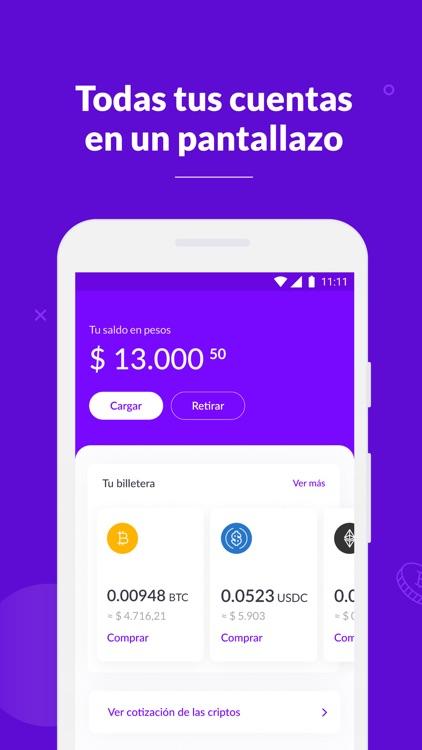 Ripio Bitcoin Wallet