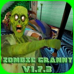 Scary Zombi Granny - Horror