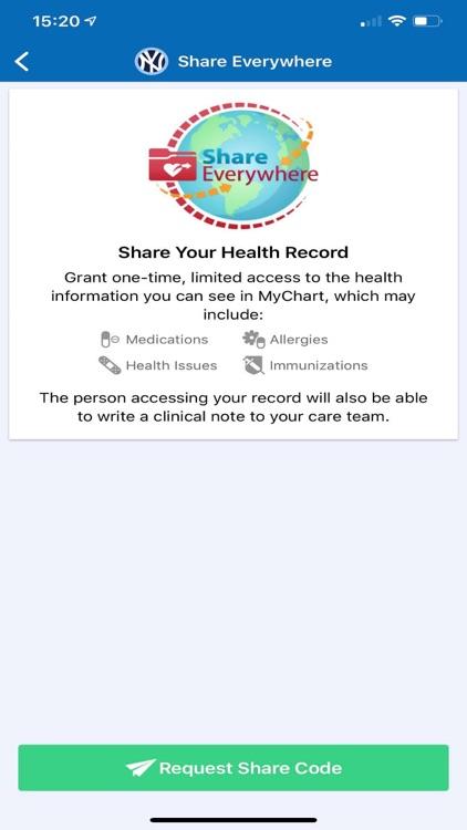 MyChart for Ballad Health screenshot-5