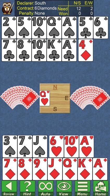 Omar Sharif Bridge Card Game screenshot-5