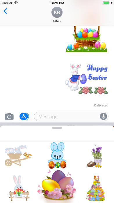 Happy Easter Pro app image