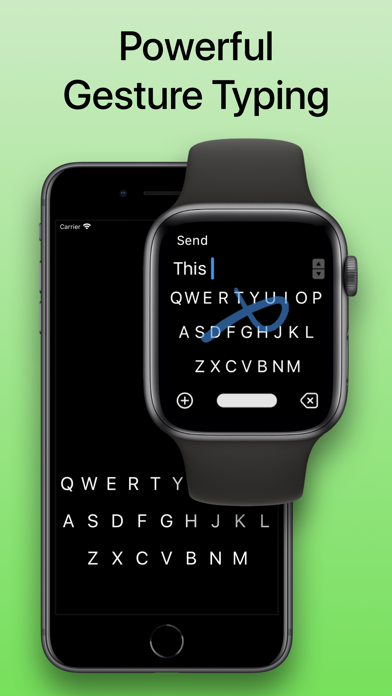 FlickType Keyboard app image