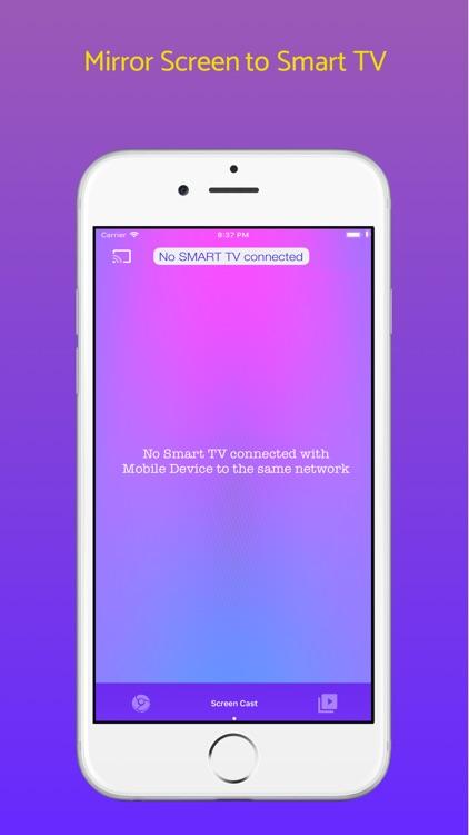 Miracast: Stream for Smart TV+ screenshot-3