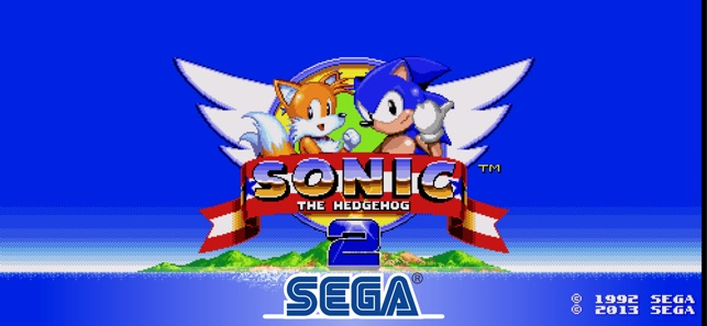 Sonic the Hedgehog 2 ™ Classic on the App Store
