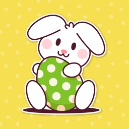 Happy Easter Stickers *