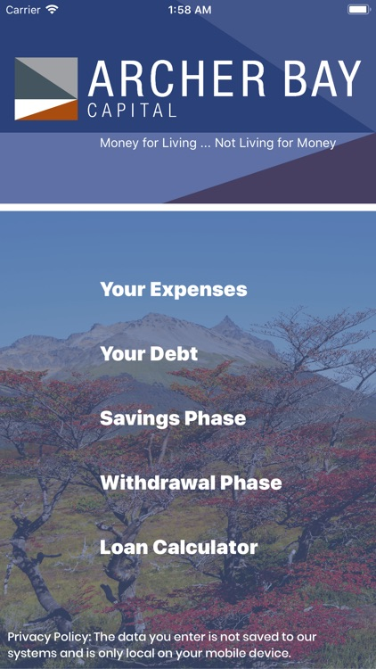 ArcherBay Financial Calculator