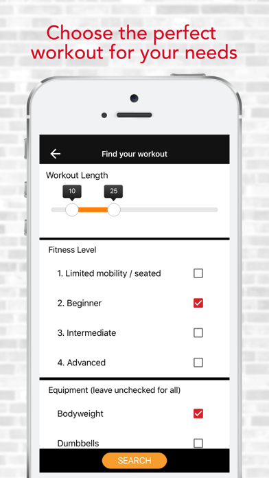 HASfit: Home Workout Routinesのおすすめ画像5