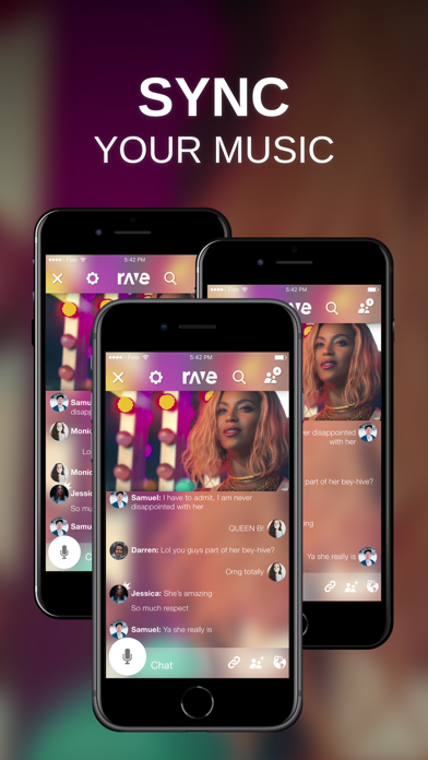Rave – Watch Together Screenshot