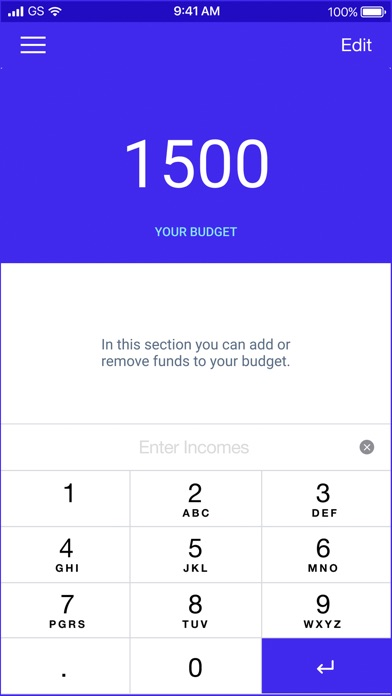 PiggyBank. Manage your finance app image