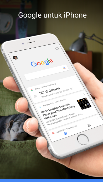 Screenshot for Google in Indonesia App Store