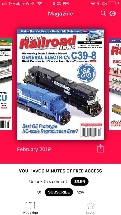 Model Railroad News