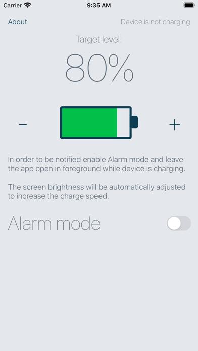 Battery Care Alarmのおすすめ画像3