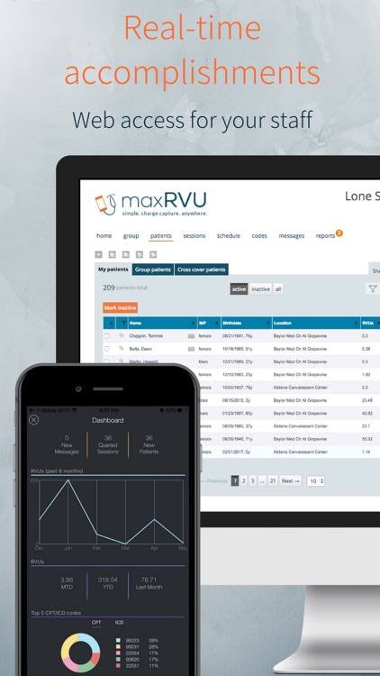 maxRVU Charge Capture screenshot-8