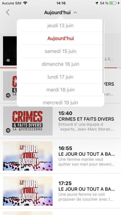 NRJ Play, en direct & replay screenshot-8