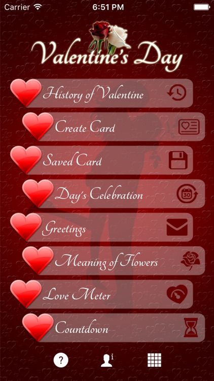 Valentine's Cards & Love Calc